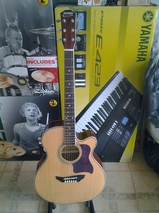 Đàn Guitar Acoustic JY616 EQ-Tuner