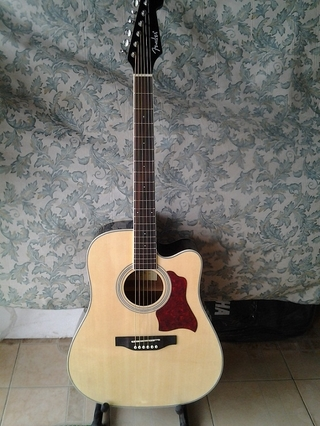 Đàn Guitar Acoustic Fender F80
